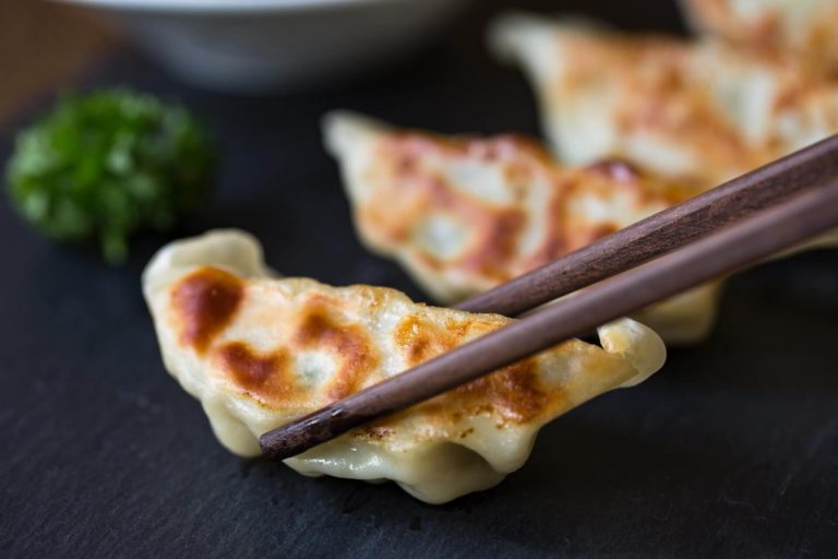 Argatai Sushi - Gyozas and dumplings in North Miami, Florida - Fusion food cusine