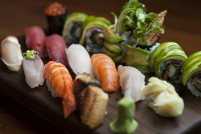 Fusion cusine was born in United States - Discover the best sushi-fusion dining experience in Miami at Arigatai Sushi